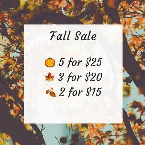 Other - ☕️FALL SALE☕️